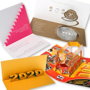 pop-up créés par MH Editions