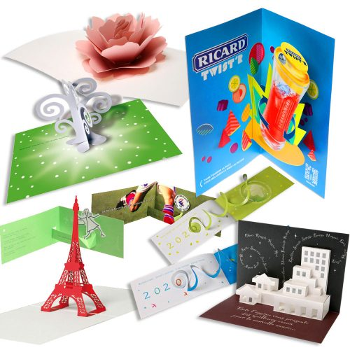 carte pop-up 3D